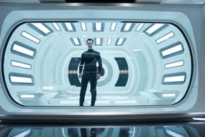 Not to be confused with Hubert Cumberdale - Cumberbatch Star Trek's Into Darkness. Photograph: Paramount Pictures