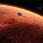 Curiosity_Approaching_Mars,_Artist's_Concept