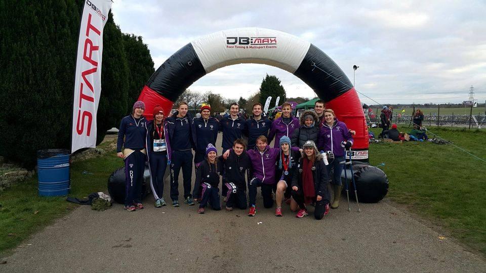 DU Triathlon- Callum Stewart