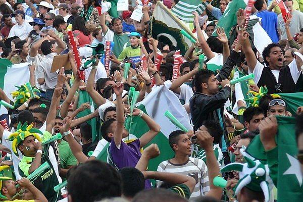 Pakistan Oval