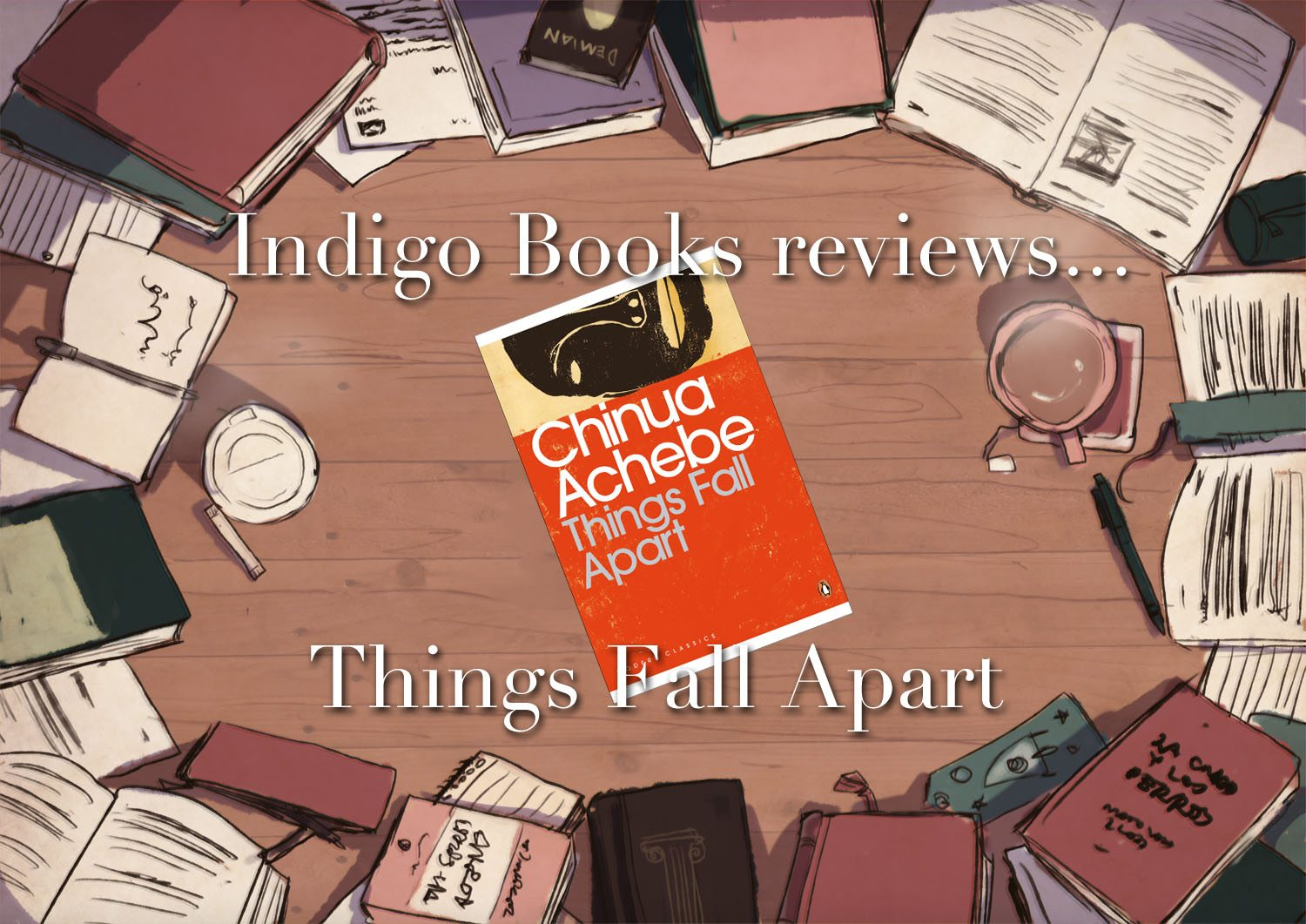 things fall apart review In which john green teaches you about chinua achebe's 1958 novel, things fall apart you'll learn about igboland, a region in modern day nigeria, prior to the arrival of the british empire.