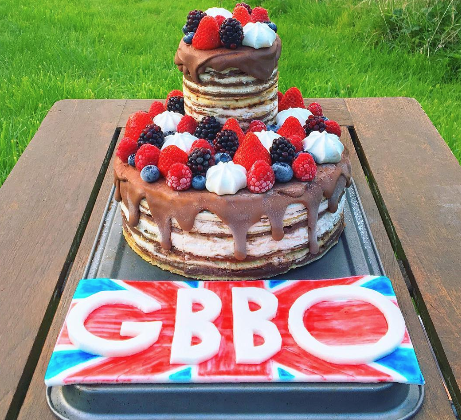 Henry wins technical bake in the opening episode of Great