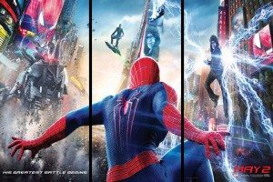 Everyone's favourite neighbourhood web-slinger takes on some familiar villains in The Amazing Spider-Man 2