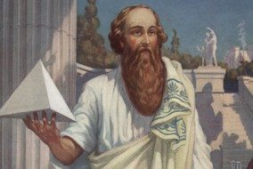 Pythagoras was a Greek mathematician and Philosopher, who lived from 570 - 549 BC