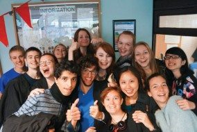 international students picture