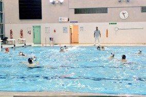 water polo 2 team durham